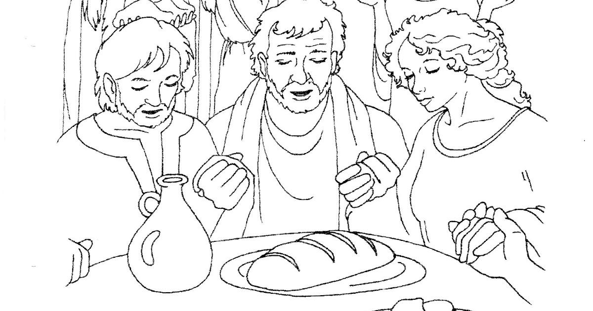 Dibujo De La Iglesia Primitiva Para Colorear Hechos 242 47
