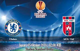 Prediksi Chelsea VS MOL Vidi 5 Oktober 2018