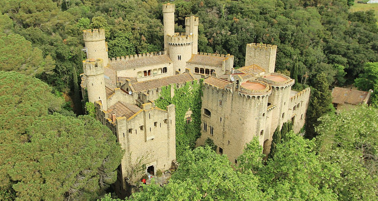 Castelo de Santa Florentina   Barcelona