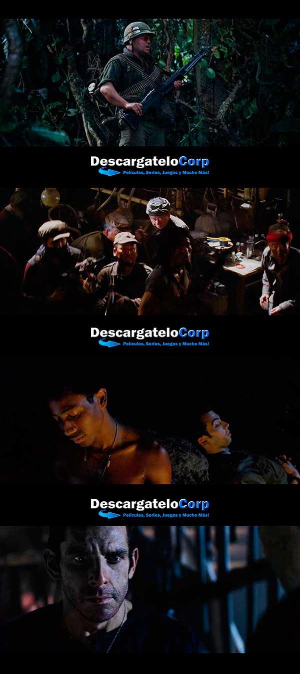 Tropic Thunder HD 1080p Latino