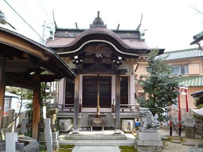 天王田八坂神社
