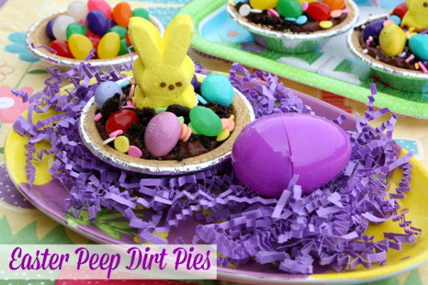 Mommy S Kitchen Recipes From My Texas Kitchen Mini Easter Peep