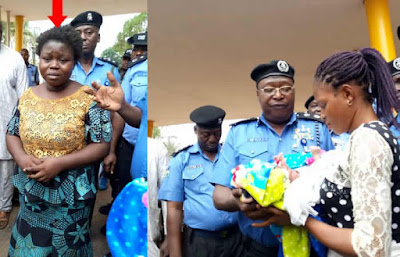 Desperation Made Me To Steal Baby – Married Woman