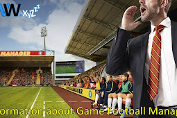 Information About Game Football Manager FM