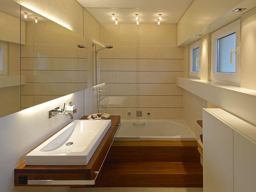 Wandfarben ideen badezimmer   Wohnidee   Wohnen und Dekoration