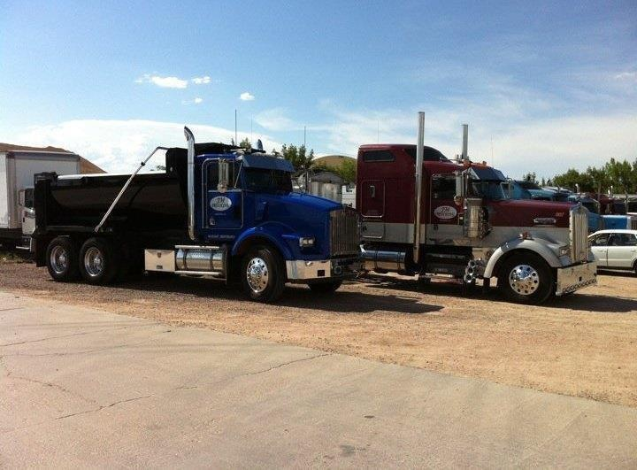Bp trucking llc