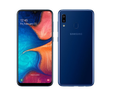 Galaxy A20 SM-A205FN Android 9 Pie Update