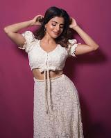 Iswarya Menon Glam Photo Shoot HeyAndhra.com