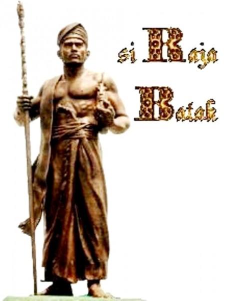 Hasil gambar untuk Patung Si Raja Batak