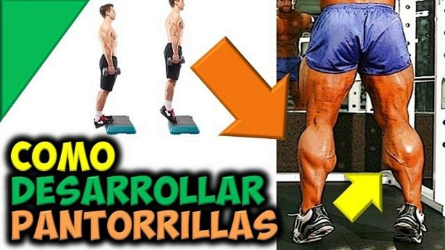 como ganar musculos en las piernas