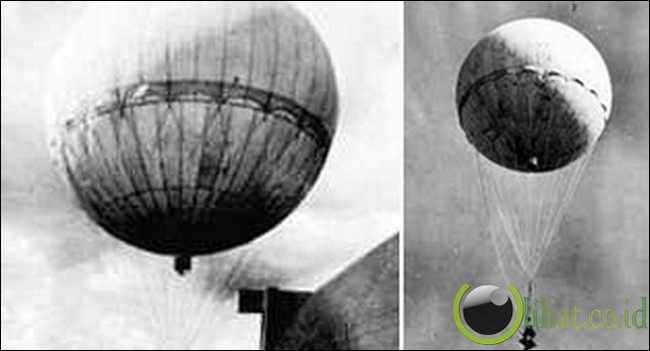 Balon Bom Jepang