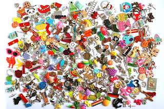 TomToy Individual letter I spy trinkets for alphabet, Miniature abc objects, Montessori alphabet. Sorting toddler activities