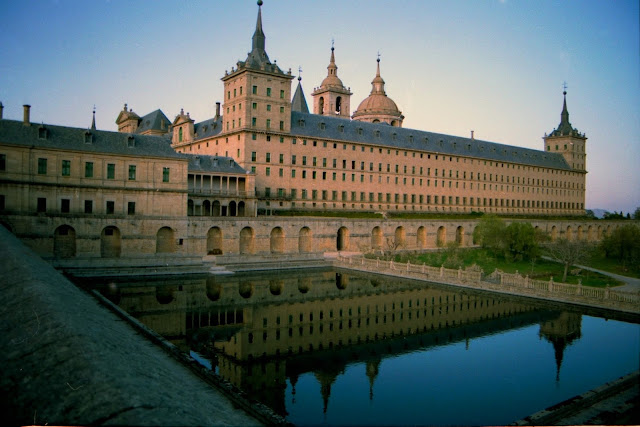 El Escorial, Madri
