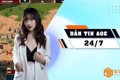 Bản tin AoE ngày 8/5: Rực lửa đại chiến 2vs2 Assy-Ya, giải đấu AoE Bé Yêu Cup khởi tranh vòng loại dành cho Clan EGO Play