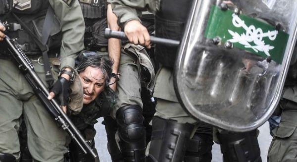 Informe de DDHH advierte sobre protesta social en Argentina