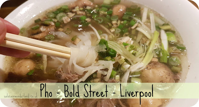 pho liverpool review