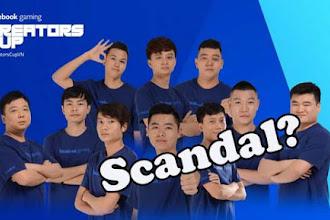 Creators Cup: Scandals và những điều khó hiểu!