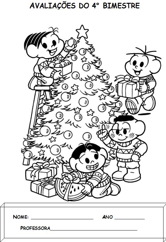 Resultado de imagem para capas de atividades sobre o natal
