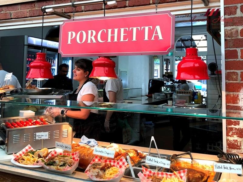 melbourne queen victoria market q75 porchetta