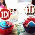 Festa de 15 anos com o tema One Direction