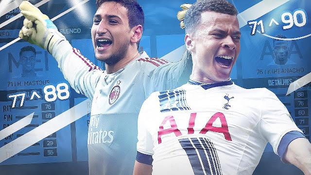 Os jogadores mais promissores do FIFA 17