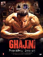 Ghajini Film Posteri