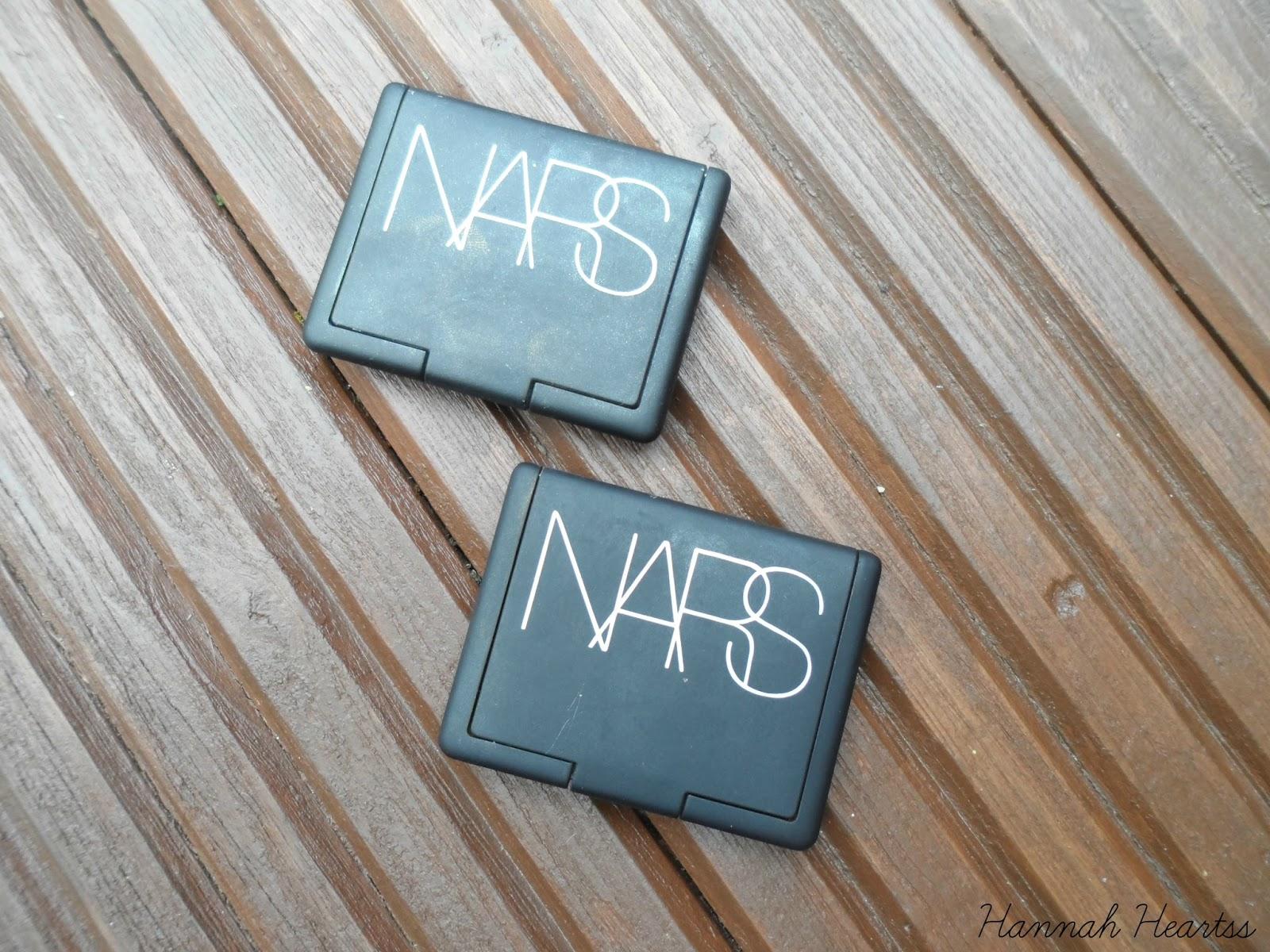 Nars Eyeshadow Duos
