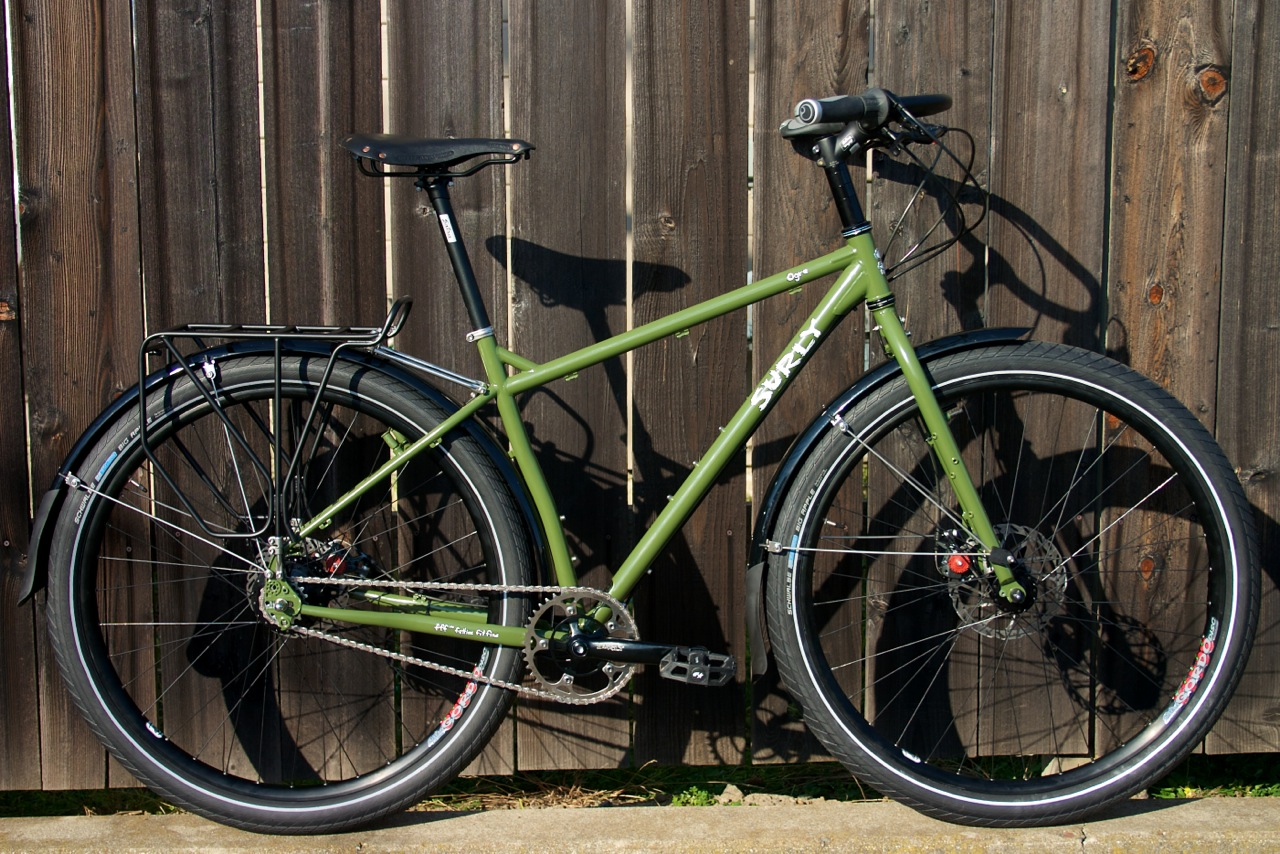 85ac3e210ea The Monkey Lab: Rohloff-Equipped Surly Ogre 29'er Mountain/Touring Bike