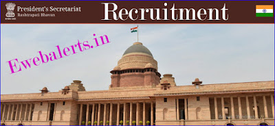 President Secretariat Recruitment