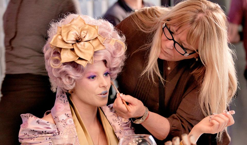 Quarter Quell   A Hunger Games Fansite: Makeup Artist Ve