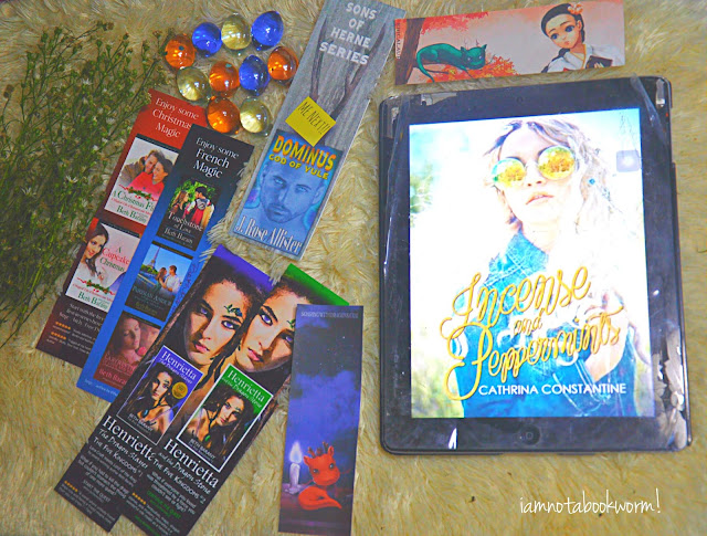Incense and Peppermints by Catharina Constantine | A Book Review by iamnotabookworm!