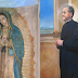 S. Josemaria, D. Javier e a Virgem de Guadalupe