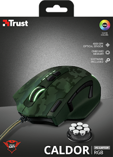 trust mouse gaming gxt 155c trust 20853