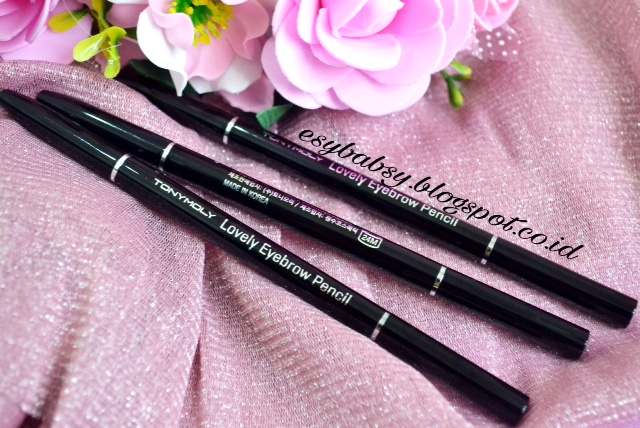 REVIEW-TONY-MOLY-LOVELY-EYEBROW-PENCIL-GRAY-BROWN-BROWN-LATTE-BROWN-ESYBABSY