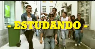 Estudantes de Medicina fzem paródia da música bailando