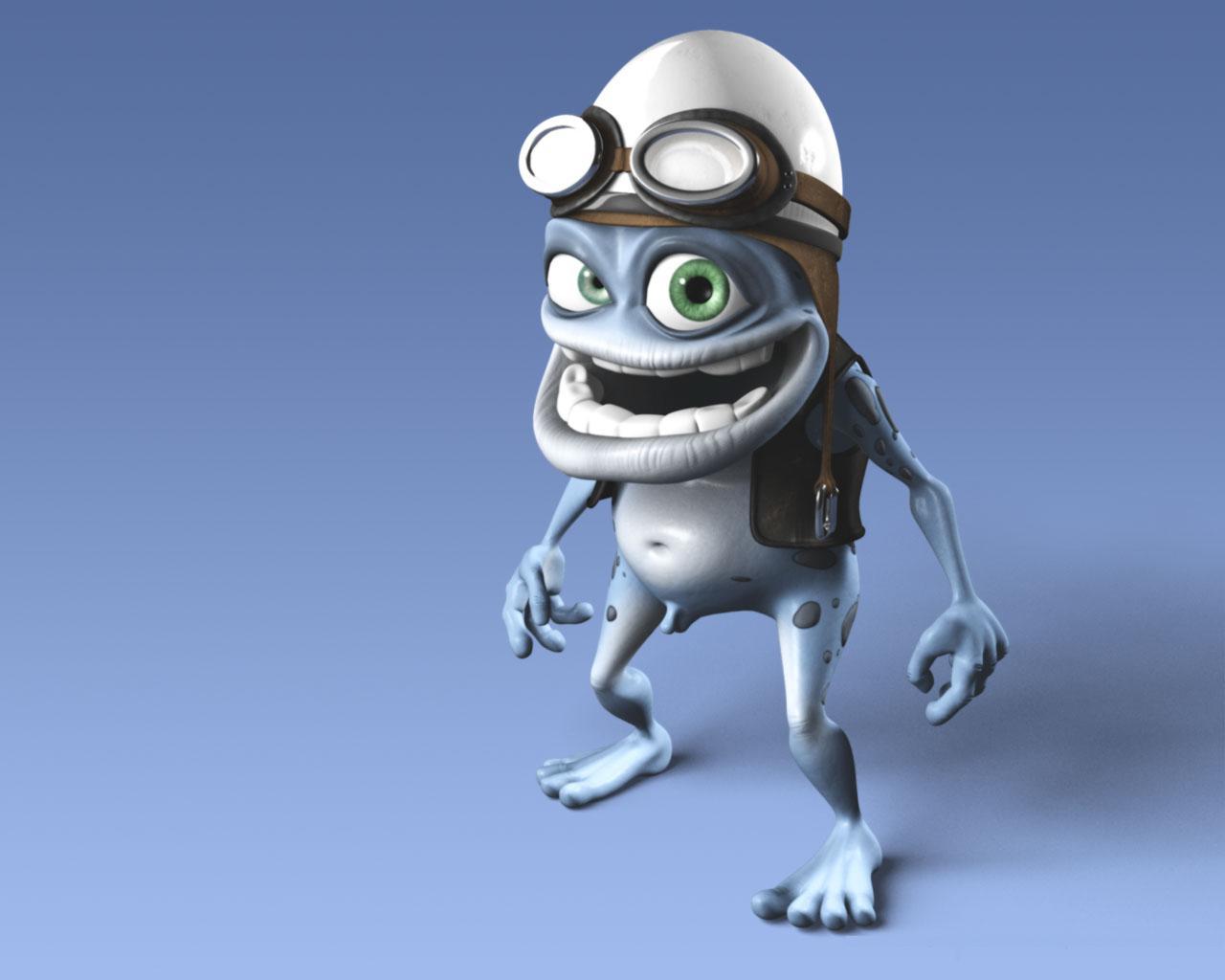Crazy Frog Naked 67