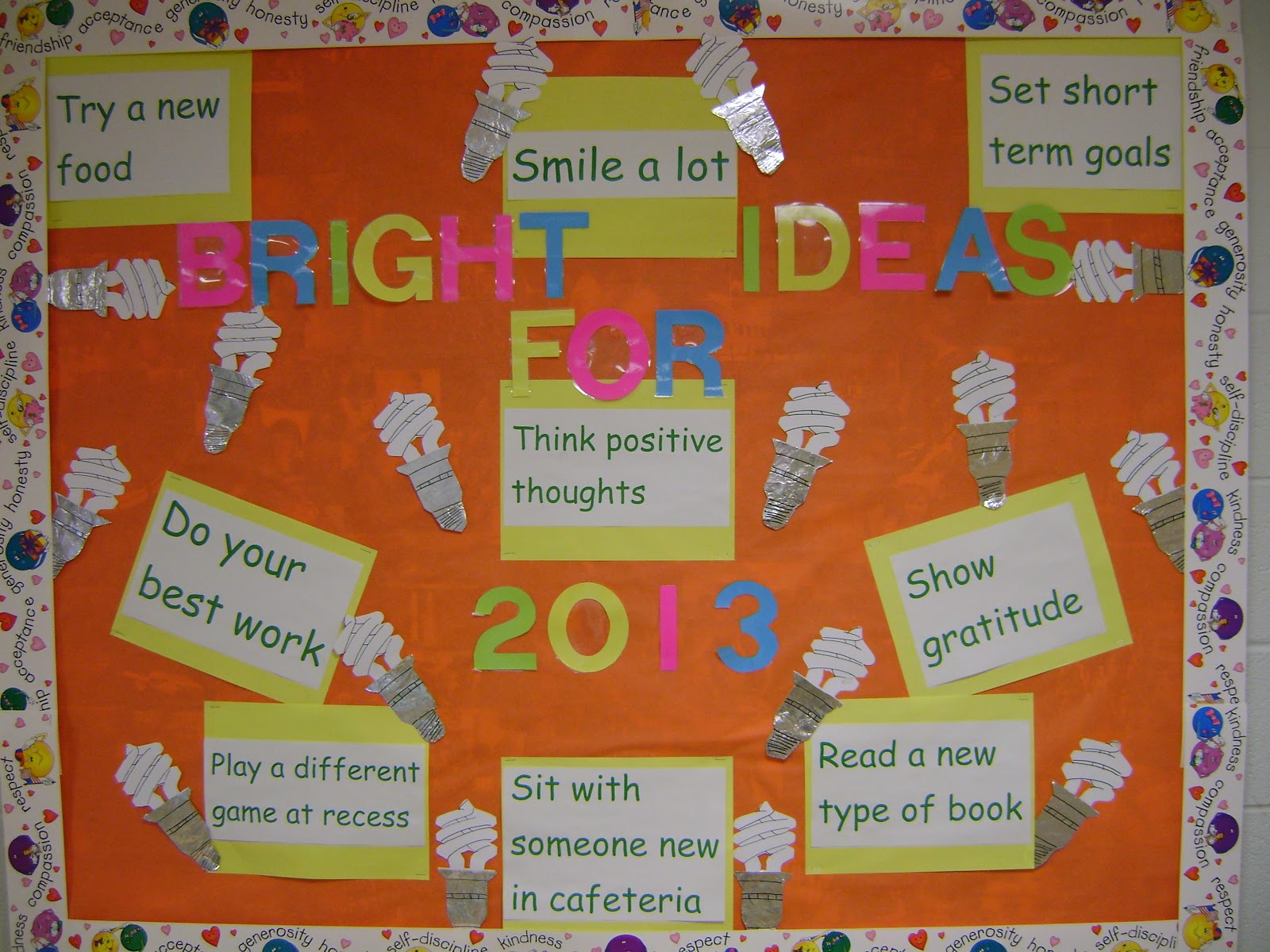 Elementary Counseling Blog: Happy New Year