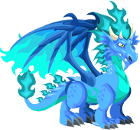 Dragon Fuego Fresquito dragon city
