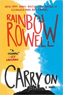 letmecrossover_blog_blogger_michele_mattos_book_books_author_cover_favorite_books_2016_best_reads_carry_on_rainbow_rowell_diverse_ya_young_adult_romance_harry_potter_hogwarts_spin_off_fanfic_fan_fiction_diverse_gay_lesbian_magic_muggle_hagrid_vlogmas