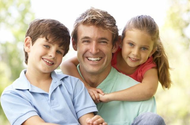 12 Tips Menjadi Ayah Yang Baik Buat Anak