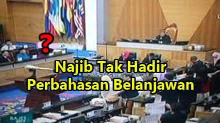 Image result for najib hadir parlimen