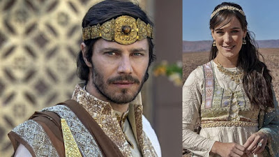 Rei Acabe descobre gravidez da esposa Aisha