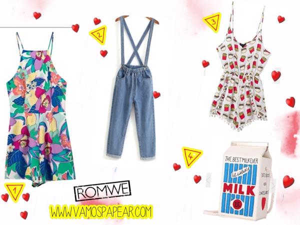 Loja Online Romwe Dicas de Acessorios Jumpsuit, Macaquinho, Jeans,Bag Milk?utm_source=vamospapear.com&utm_medium=blogger&url_from=vamospapear