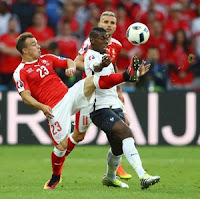 Swiss vs Prancis 0-0