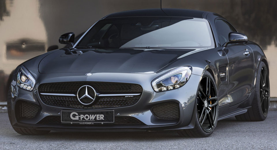 g power takes on mercedes amg gt giving it 610 horses. Black Bedroom Furniture Sets. Home Design Ideas