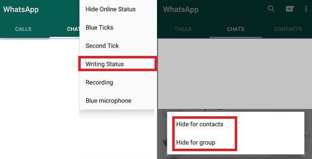 Cara Menghilangkan Status Sedang Mengetik di WhatsApp