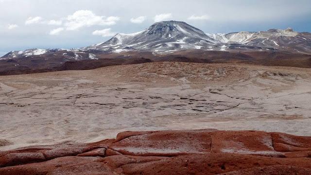 volcano- Piedras Rojas