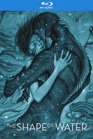 The Shape Of Water 2017 Dual Audio ORG Hindi 350MB BluRay 480p