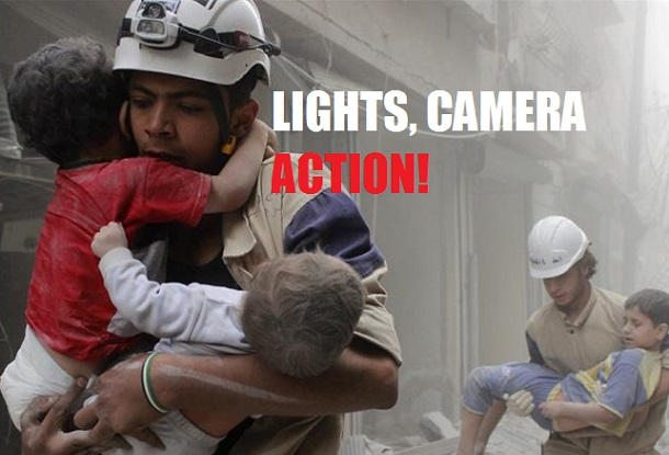 White Helmets: Instrument for regime change in Syria?