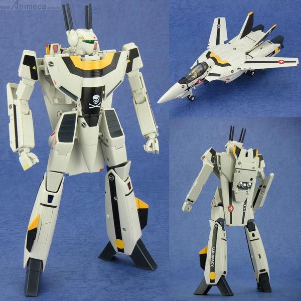 FIGURE VALKYRIE VF-1S Roy Focker Special Movie Ver. 1/60 TRANSFORMABLE MACROSS Arcadia